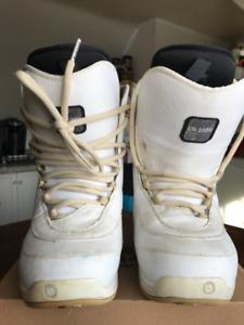 Burton Snowboard Boots (Size 7)