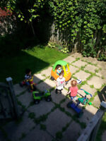 Subsidized daycare in Cote Saint Luc (8.05$/day)