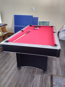 Pool Table Buy Or Sell Toys Games In St Johns Kijiji Classifieds - Maverick pool table