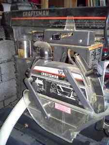 Craftman Radial Arm Saw & Shaper Gatineau Ottawa / Gatineau Area image 3