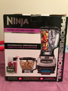 NINJA SUPRA KITCHEN SYSTEM
