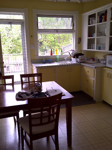 Lovely, bright Victorian flat in Downtown Dartmouth, Erskine St