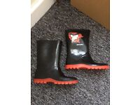 Angry birds wellies size 13