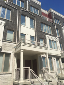 Upgraded and Renovated 2 BDR, 3-Storey Townhome Avail. Oct 1