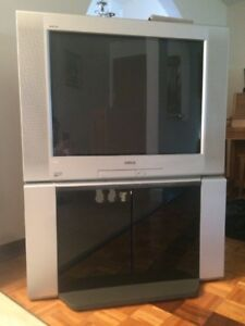Sony TV with Stand or Toshiba TV