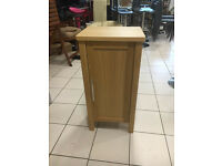 Brand New Roper RHodes Tavistock Natural Oak finished bathroom cabinet