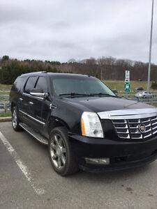2008 Cadillac Escalade ESV pour pièces