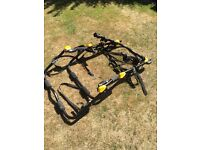 High mount bike / cycle carrier from Halford