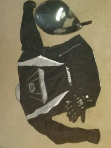 Motor cycle riding gear