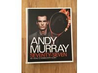 Andy Murray autobiography - Seventy seven