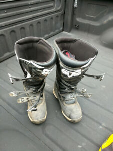 Fox comp 5 motocross boots