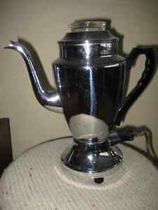 Vintage coffee percolator Regal Model 700 from 1950's