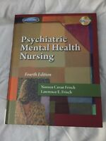 Nursing textbook-Psychiatric Mental Health Nursing