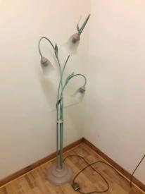 3-Light Floor Stand
