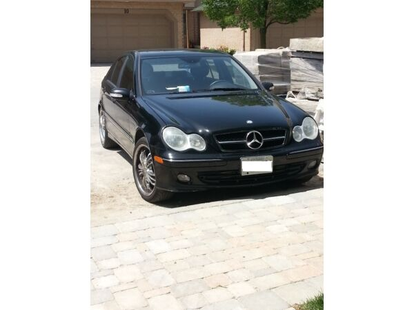 Used 2005 Mercedes-Benz C-Class