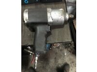 Snap on blue point air tool
