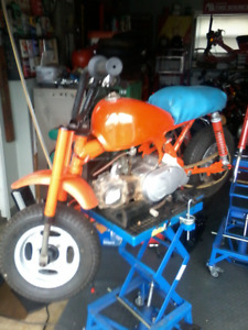 Looking To Buy a Seat For a 1980 Honda Z50R