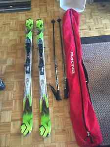 K2 and Nordica and SPY Ski Package
