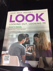 Look Looking Out, Looking In Second Edition Textbook