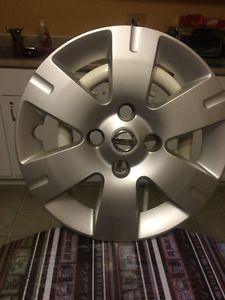 caps de roue Nissan