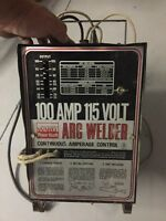 100 amp 115 V arc welder
