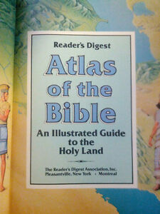 ATLAS OF THE BIBLE Sarnia Sarnia Area image 2
