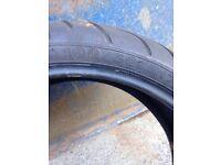 Maxxis motor bike tyre