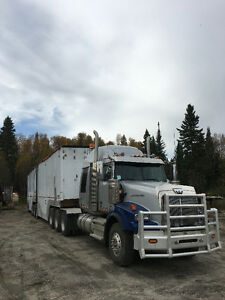 2013 Western Star 4900 SA Tri Drive - with a great Contract