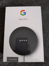Google Nest 2nd Generation