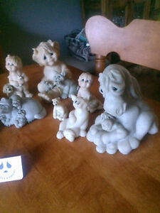 Quarry Critters large assort 14 + selling cherished teddies Boyd London Ontario image 2