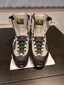 Scarpa Freney XT Mountaineering Boot Size 47