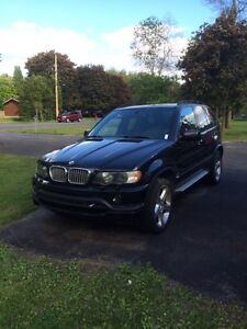 2002 BMW X5 4.6is (for parts)
