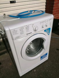 A++ class 7kg 1400 spin Indesit washing machine