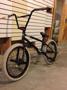 Fully custom BMX.