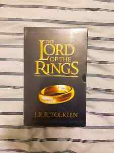 Lord of the Rings Box set of Books NEW