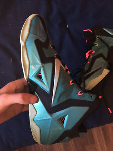 Nike Lebrons Size 10.5 Paid 299.99 a year ago, ONLY WORN ONCE