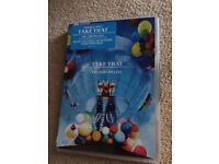 TAKE THAT THE CIRCUS LIVE DVD BRAND NEW & SEALED