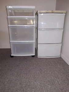 Plastic Drawer( overall price 15$)
