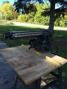 Radial arm saw $200 obo Kingston Kingston Area image 1