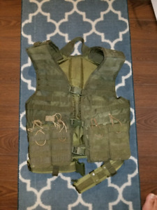 Paintball condor magfed vest air soft