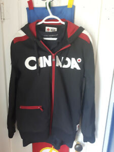 Vancouver 2010 Olympic Jacket New With Tags NWT