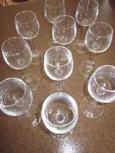 Sherry glasses Oakville / Halton Region Toronto (GTA) image 1
