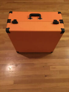 Monorocket Gemini 2 12U x 90 hp Eurorack Case Orange