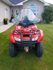 Honda rancher 420 es