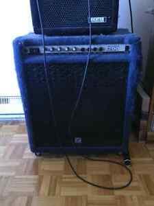 Amplificateur de basse