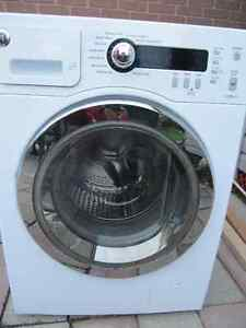 GE Washer, Model WCVH4800K2WW
