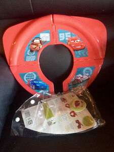 Disney Cars Travel Potty