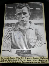 TOMMY Mc GHEE PORTSMOUTH FC