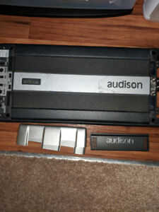 Audison LRX 1.1k car audio amp for sale. 300obo