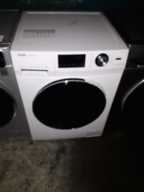 GRADED NEW HAIER 10KG NEW MODEL WASHING MACHINE